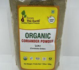 FTE Organic Coriander Powder