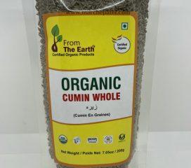 FTE Organic Cumin Whole