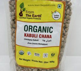 FTE Organic Kabuli Chana