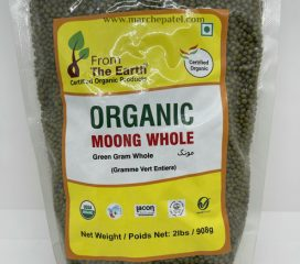 FTE Organic Moong Whole