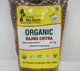 FTE Organic Rajma Chitra