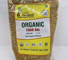 FTE Organic Toor Dal