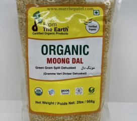 FTE Organic moong Dal