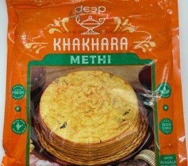 Deep Methi Khakhara