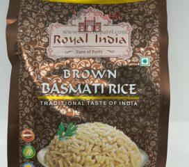 Royal India Brown Basmati Rice