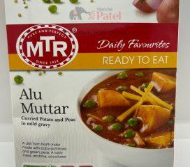 MTR Alu Mutterr Curry