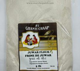 Ghanti Chaaap Jowar Flour