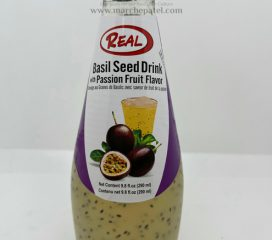 Deep Basil Seed Drink Passion Fruit Flavour