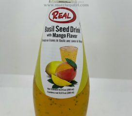 Real Basil Drink with Mango Flavour