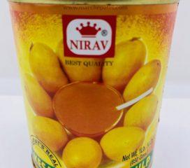 Nirav Kesar Mango Pulp