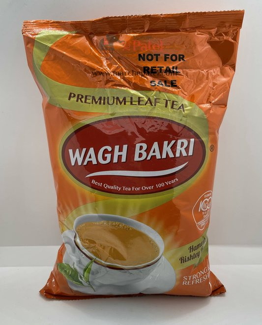 WaghBakri Tea