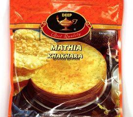 Deep Mathia Khakhra