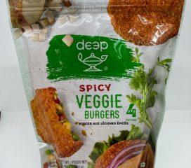 Deep Veggi Burger