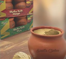 Desi's choice Matka Kulfi Image