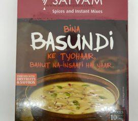 Satvam Mix Basundi