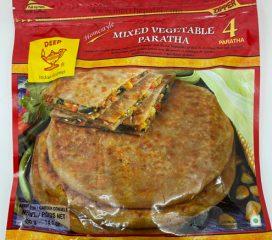Deep - Mix Vegetable Paratha