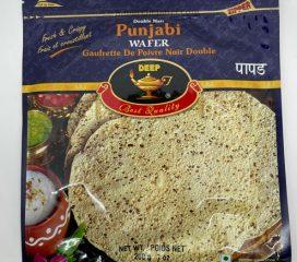 Deep Punjabi Papad