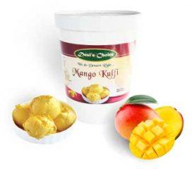 Desi Choice Mango Ice Cream