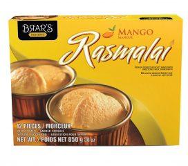 Brar's Mango Rasmalai