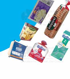 Milk | Paneer | Bread