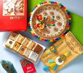 Bhaiya Bhabhi Rakhi With Mewa Bites1