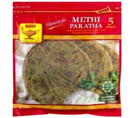 Deep Methi Paratha