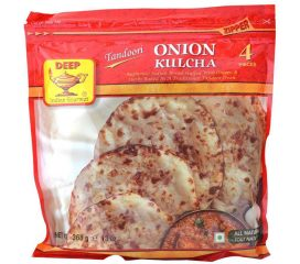 Deep Onion Kulcha