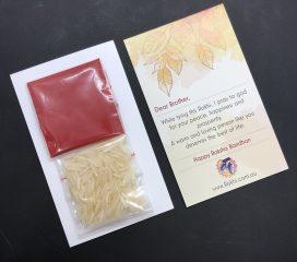 Rakhi Card