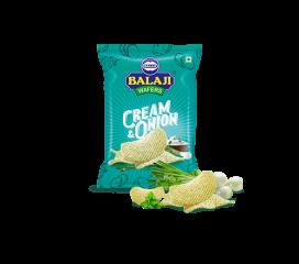 Balaji Cream Onion
