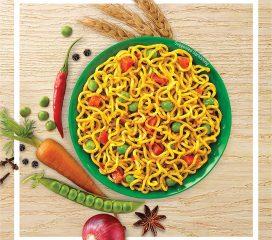 Veg Atta Noodles