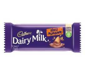 Cadbury Dairy Milk Roast Almond Chocolate Bar