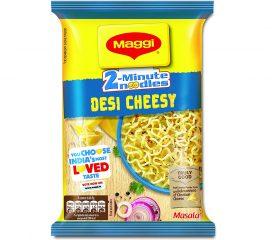 Maggi Desi Cheesy Noodles