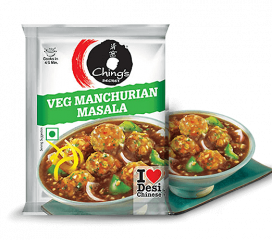 Ching veg manchurian Masala